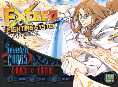 Exceed: Seventh Cross – Church vs. Empire Box