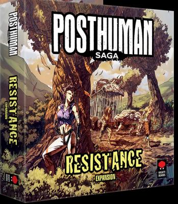 Posthuman Saga: Resistance Expansion