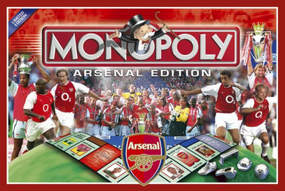 Monopoly: Arsenal