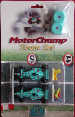 MotorChamp Team Set (Cars 20 & 21)