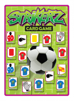 StrikerZ Card Game