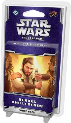 Star Wars: Das Kartenspiel - Helden und Legenden