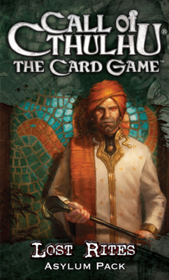 Call of Cthulhu: The Card Game - Lost Rites