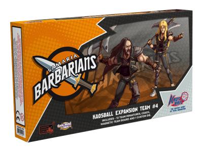 Kaosball: Team - Samaria Barbarians