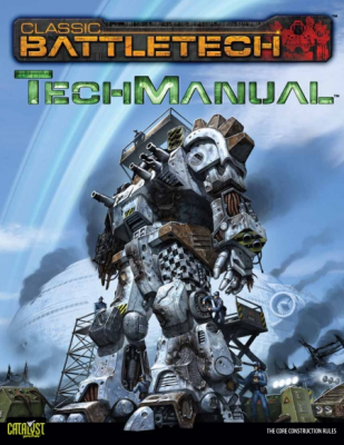 Classic Battletech: Tech Manual