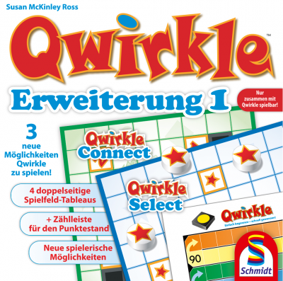 Qwirkle Erweiterung 1