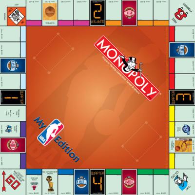 Monopoly: My NBA