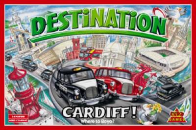 Destination Cardiff