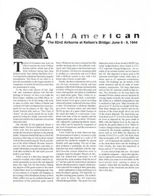 All American: Kellam's Bridge