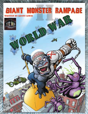 Giant Monster Rampage 2: World War