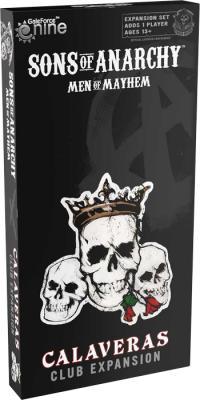 Sons of Anarchy: Men of Mayhem – Calaveras Club Expansion