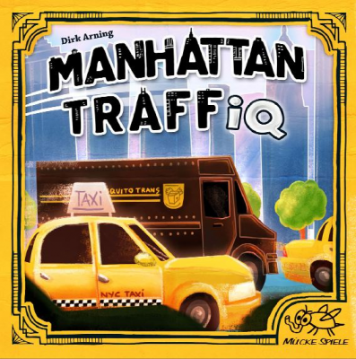 Manhattan TraffIQ