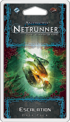 Android: Netrunner – Escalation