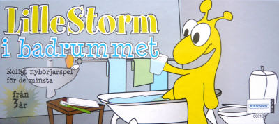 Little Storm in the Bathroom