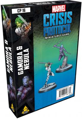 Marvel: Crisis Protocol – Gamora & Nebula