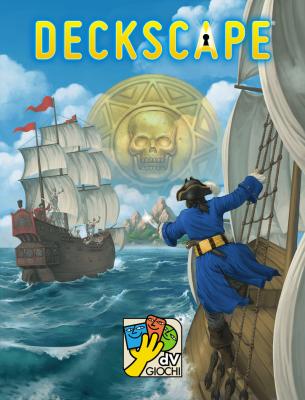 Deckscape Crew vs Crew: Pirates' Island
