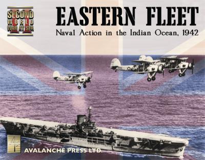 Second World War at Sea: Eastern Fleet