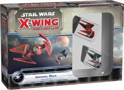 Star Wars: X-Wing Miniatures Game - Fliegerasse des Imperiums