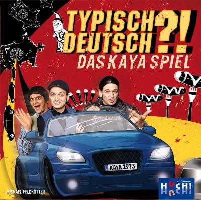Typisch Deutsch?! Das Kaya Spiel
