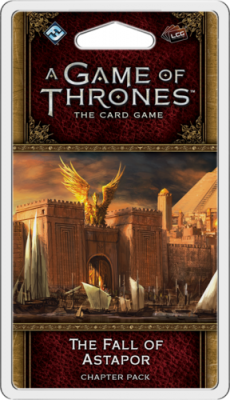 A Game of Thrones: The Card Game - The Fall of Astapor