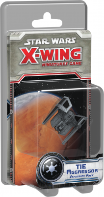 Star Wars: X-Wing Miniatures Game – TIE Aggressor Expansion Pack