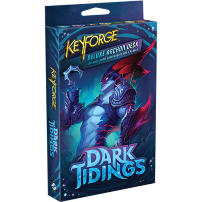 KeyForge: Dark Tidings - Archon Deluxe Deck