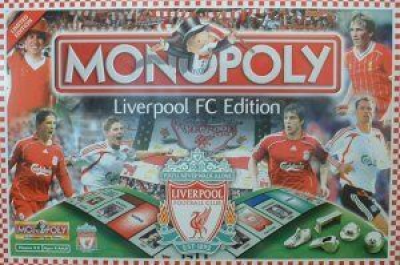 Monopoly: Liverpool FC Edition