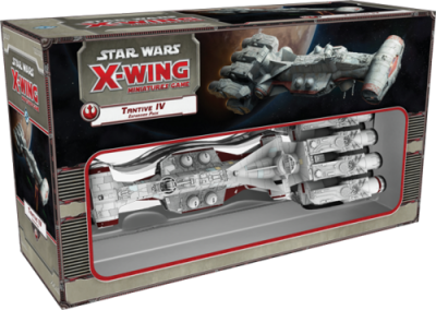 Star Wars: X-Wing Miniatures Game - Tantive IV Expansion Pack