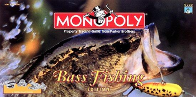Monopoly: Bass Fishing