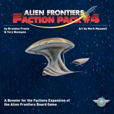 Alien Frontiers: Faction Pack #4