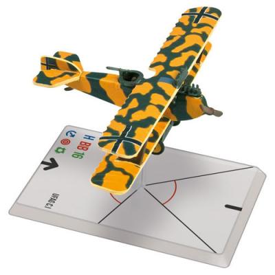 Wings of War: WW1 - Airplane Pack - Ufag C.I (161-138)