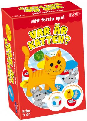 Var är katten? – Mitt första spel