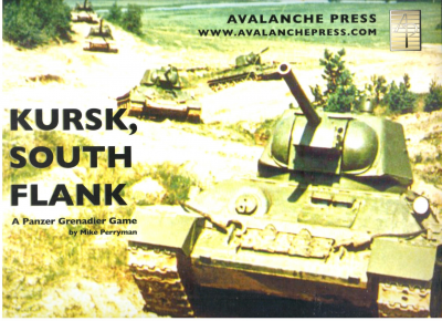 Panzer Grenadier: Kursk - South Flank