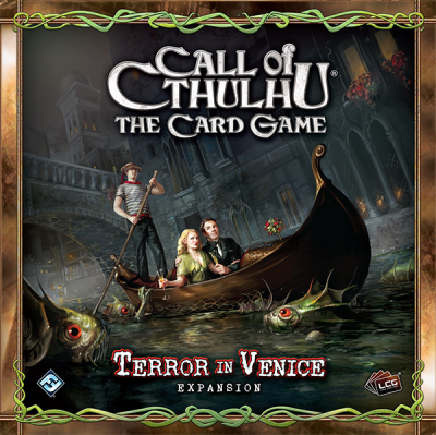 Call of Cthulhu: The Card Game - Terror in Venice