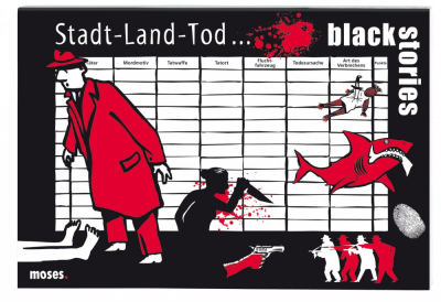 Black Stories Stadt-Land-Tod