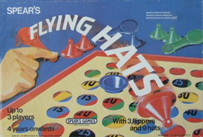 Flying Hats