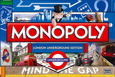 Monopoly: London Underground Edition