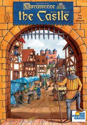 Carcassonne: Slottet