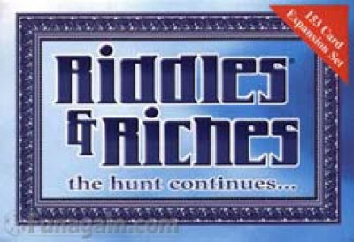 Riddles & Riches: Expansion Set 1 Silver Edition
