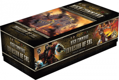 Warmachine: High Command – Invasion of Sul