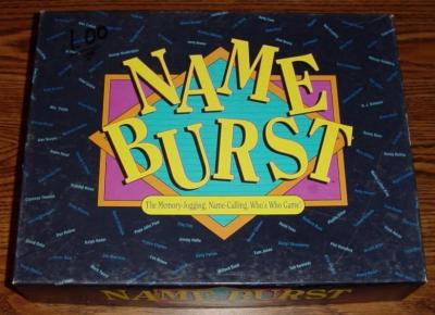 Name Burst