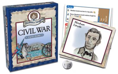 Professor Noggin's Civil War