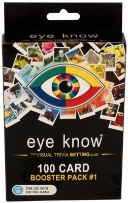 Eye Know: 100 Card Booster Pack #1