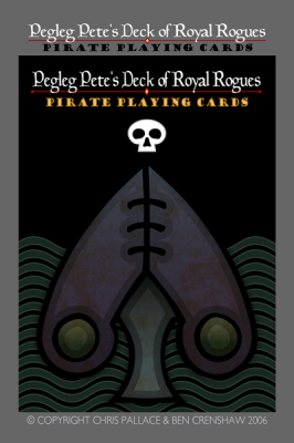 Pegleg Pete's Deck of Royal Rogues