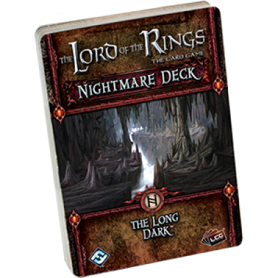 The Lord of the Rings: The Card Game – Nightmare Deck: The Long Dark