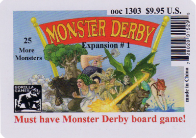 Monster Derby Expansion I