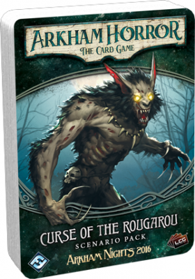 Arkham Horror: The Card Game – Curse of the Rougarou