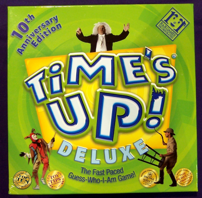 Time's Up! Deluxe