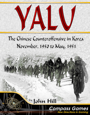 Yalu: The Chinese Counteroffensive in Korea: November 1950 - May 1951 (second edition)