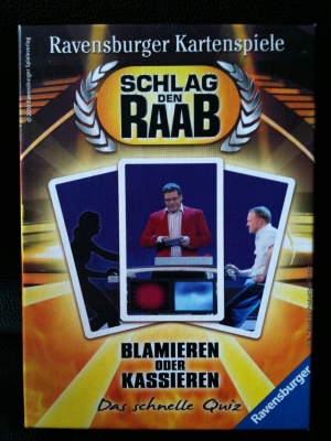 Schlag den Raab: Blamieren oder Kassieren